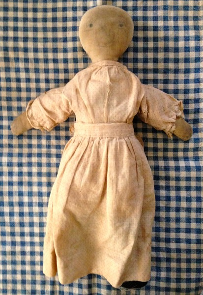 Primitive Mammy Dolls Dig Antiques