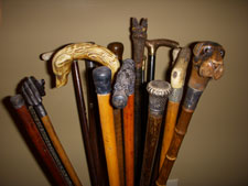 Folk Art Canes