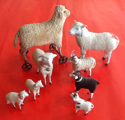 Wooly Sheep Gallery